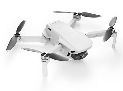 DJI Mavic Mini FLY MORE Combo Quadrokopter Drohne 12 MP 2,7K QHD...