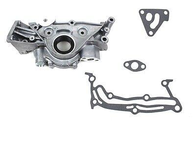 (New Engine Oil Pump for Mitsubishi 3.0L Mighty Max Montero 6G72 Ram 50 MD154258)