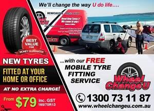 Mobile Tyre Service Brisbane, Ipswich, Gold Coast. Brisbane City Brisbane North West Preview