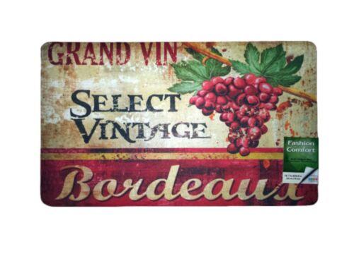 Home Fashion Designs Select Vintage Bordeaux Printed Comfort