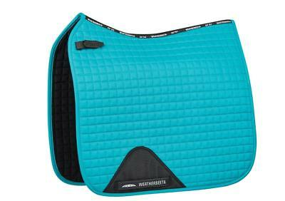 Weatherbeeta Saddle Pad (Weatherbeeta Prime Cotton Dressage Saddle Pad with Moisture Wicking)