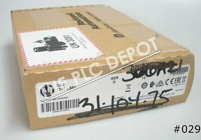 2021 Sealed Allen Bradley 1747-l551 Series D. 505 Processor Fedex Fast 029
