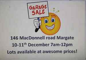 Garage Sale this weekend Margate Redcliffe Area Preview