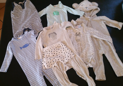 Assorted lot Seed Baby Clothing