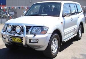 2002 Mitsubishi Pajero Wagon Armidale Armidale City Preview