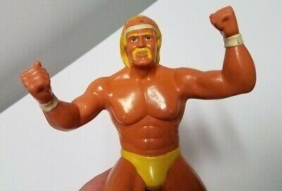 Hulk Hogan Series 1 LJN 1984 WWF Wrestling Figure WWE Titan Sports Vintage