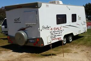 Jayco Sterling 07 Caravan for sale! South Perth South Perth Area Preview