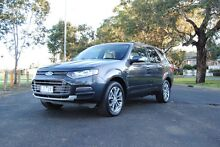 2012 Ford Territory Wagon SZ Titanium AWD Moonee Ponds Moonee Valley Preview