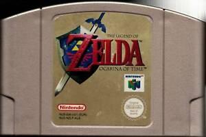 The Legend Of Zelda Ocarina Of Time Nintendo 64 024900164515
