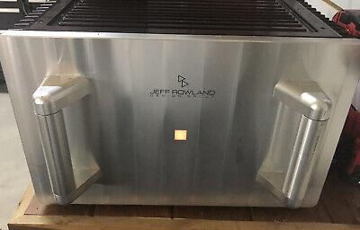 Jeff Rowland Model 8 Amplifier
