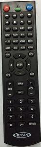 Original New JENSEN JE5015 REMOTE CONTROL For Jensen AudioVox TV DVD Combos