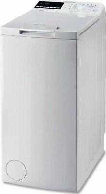 Lavatrice Carica dall'Alto 7 Kg Indesit classe A+++ 60 cm 1200 giri BTWE 71253P