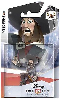 Disney INFINITY-BARBOSSA-FLUCH DER KARIBIK-TOYBOX-neu-new ()