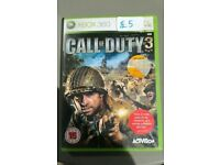 Call Of Duty 3 Xbox 360 Game