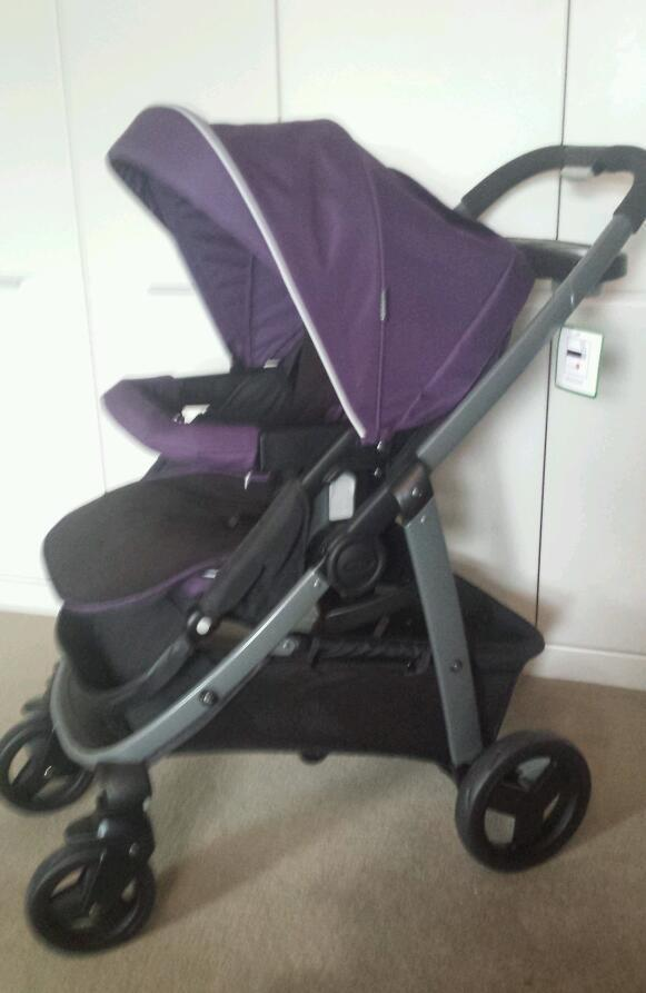 new graco sky stroller travel system baby car seat and. Black Bedroom Furniture Sets. Home Design Ideas
