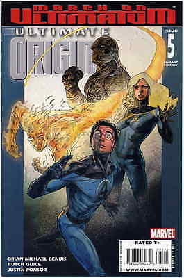 ULTIMATE ORIGINS #5 VARIANT