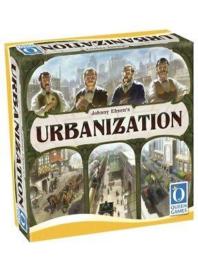 Urbanization Board Game - From Award Winning Maker Queen Games ()
