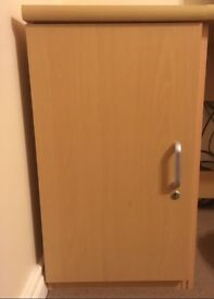 Small Office Cupboard