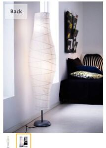 Unopened ikea floor lamp