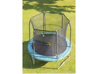 Trampoline Jumping OvalPOD 10ft x 15ft