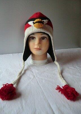 Tier-mützen Für Erwachsene (Tiermütze Style Angry Bird für Erwachsene - aktuell jetzt für die Wintersaison)