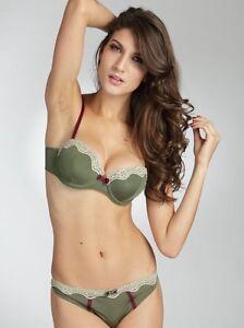 E-et-D-048W-Embroidery-balconette-Bra-set-green12-14-16-18-20-A-B-C-D-DD-E