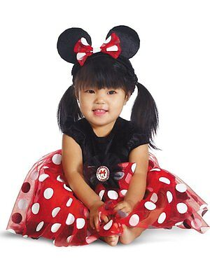 Minnie Mouse Costume for Baby and Infant by Disguise](Minnie Mouse Costume For Child)
