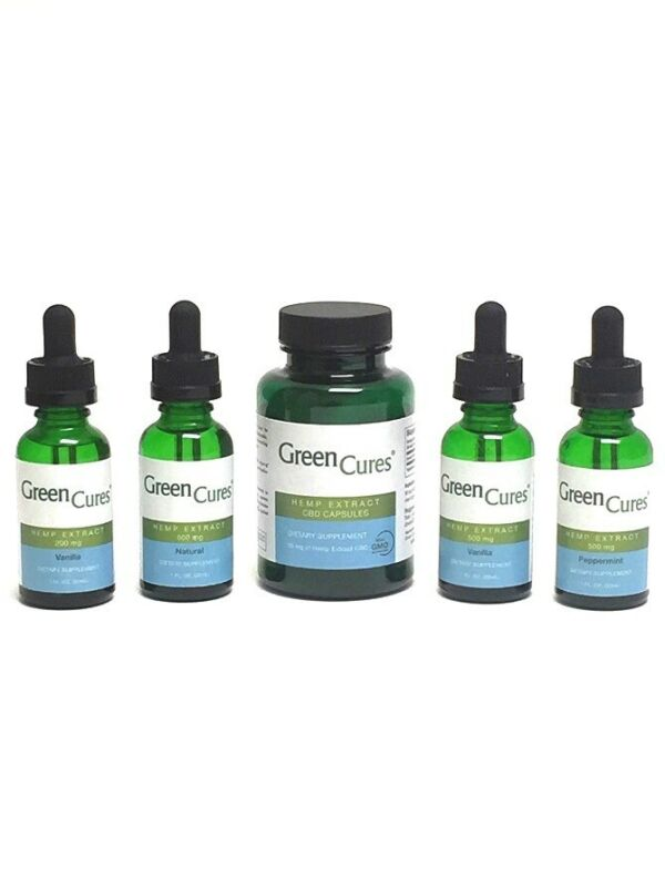 Registered Trademark for sale Green Cures