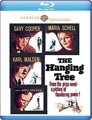 (Hanging Tree Blu-Ray (1959) - Gary Cooper, Maria Schell, Karl Malden, Ben Piazza)