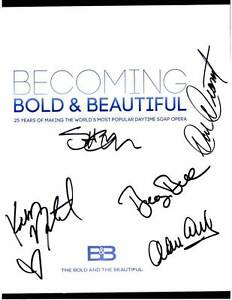 Bold And The Beautiful Book