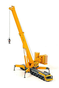WSI 08-1113 Liebherr LTM 1750 - 9.1 Hydraulic Crane 1/87 HO Scale Die-cast MIB