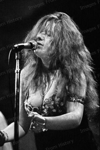 8x10 Prints Janis Joplin Fillmore East NYC 1968 #WOW