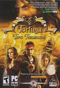 TORTUGA-TWO-TREASURES-Pirate-Adventure-PC-Game-NEW-BOX