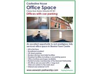 Easy In Easy Out Office Space! Castledine House, Ilkeston, DE7 8DY. Small To Large Offices Available