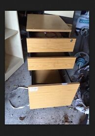 3 Drawer Office Cabinet