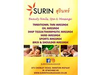 Surin Thai Massage Swinton