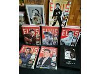 Official Collectors Edition Elvis Presley 1-90 Magazines