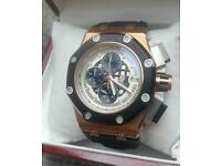 "New AP , Mens Audemars Piguet "" Rubens Barrichello "" Edition watch"