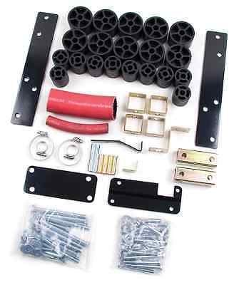 - Zone Offroad C9202 Body Lift Kit for 94-97 Chevy S10 & GMC Sonoma 2WD/4WD