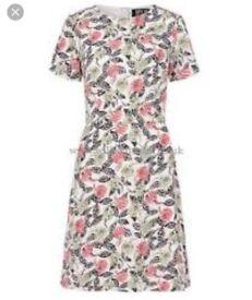 Poppy Lux size 12 babydoll dress