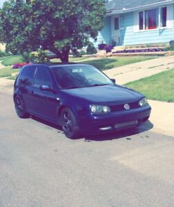 03 VW GTI Vr6 Supercharged, Low km's