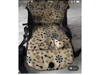 Baby booster seat by Munchkin