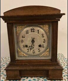 Antique 1909 Mantle Piece Clock