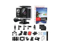 Brand new in the box akaso EK5000 gopro