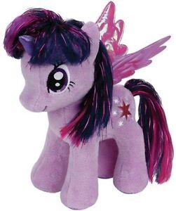 Ty My little Pony Pferd Twilight Sparkle 24 Plüsch Kuscheltier Geschenk 7190204