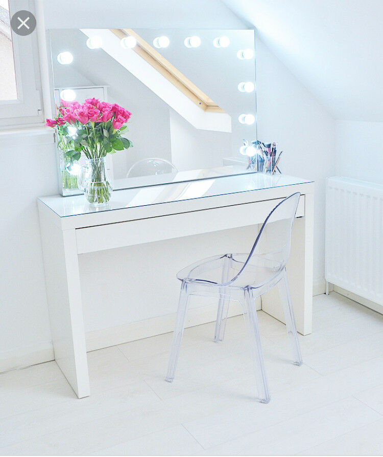ikea malm dressing table in worthing west sussex gumtree. Black Bedroom Furniture Sets. Home Design Ideas