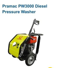Pressure Washer Diesel for sale