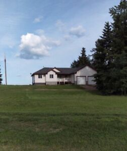 Beautiful Athabasca 18 Acre Home for Rent