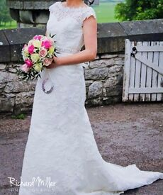 Mori Lee 1901 wedding dress size 10