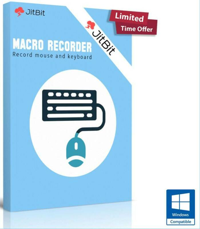 Jitbit Macro Recorder <> Latest Version <> Fast Delivery